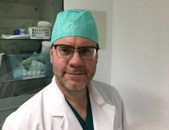 Lasarus Mitrofanoff esteettisen gynekologian asiantuntija