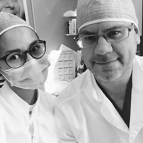 Tohtoripalvelu Itun leikkaustiimi